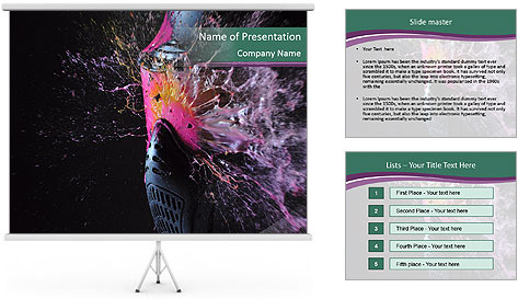 0000082173 PowerPoint Template