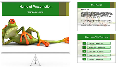 0000082174 PowerPoint Template