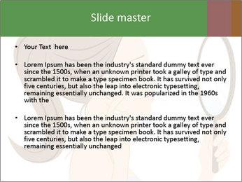 0000082175 PowerPoint Templates - Slide 2
