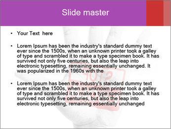 0000082176 PowerPoint Template - Slide 2