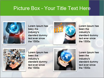 0000082192 PowerPoint Template - Slide 14