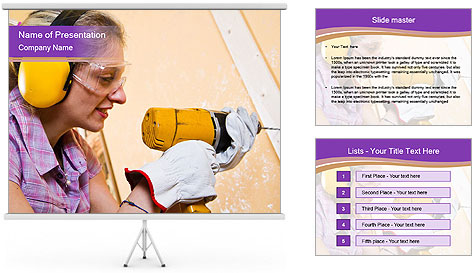 0000082193 PowerPoint Template