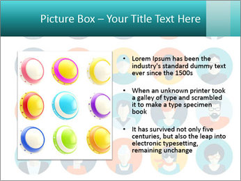0000082195 PowerPoint Templates - Slide 13