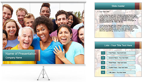 0000082202 PowerPoint Template