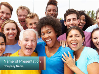 0000082202 PowerPoint Template - Slide 1