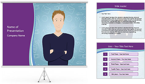 0000082203 PowerPoint Template
