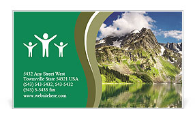 0000082209 Business Card Template