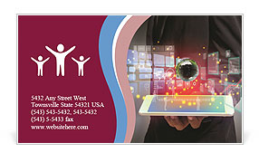 0000082214 Business Card Template