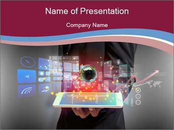 0000082214 PowerPoint Template - Slide 1