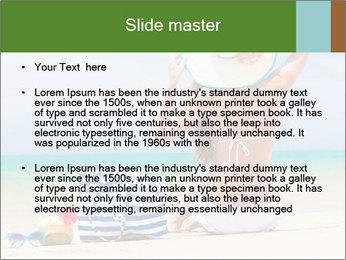 0000082215 PowerPoint Template - Slide 2