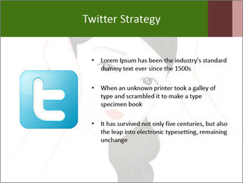 0000082217 PowerPoint Template - Slide 9