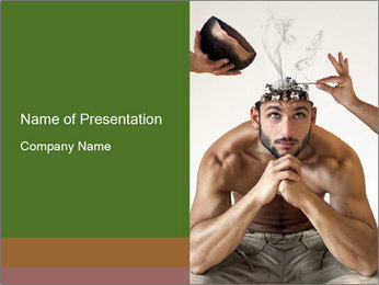 0000082219 PowerPoint Templates - Slide 1