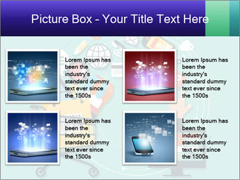 0000082221 PowerPoint Template - Slide 14