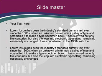 0000082225 PowerPoint Templates - Slide 2