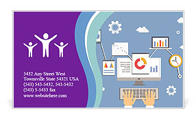 0000082229 Business Card Template