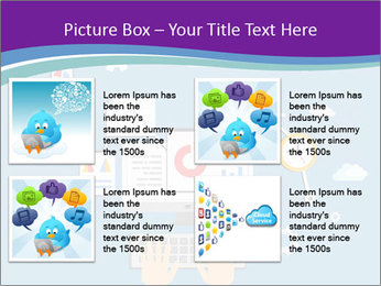 0000082229 PowerPoint Template - Slide 14