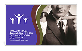 0000082230 Business Card Template