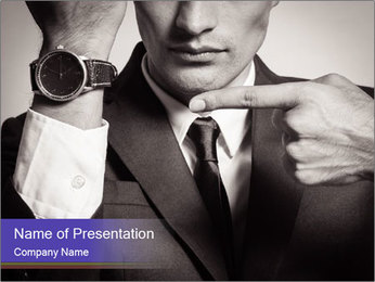 0000082230 PowerPoint Template - Slide 1