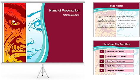 0000082253 PowerPoint Template