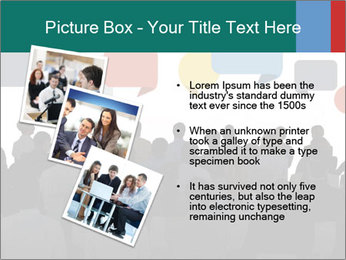 0000082260 PowerPoint Template - Slide 17
