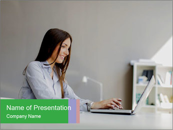 0000082267 PowerPoint Template - Slide 1