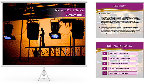 0000082276 PowerPoint Template