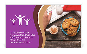 0000082279 Business Card Template