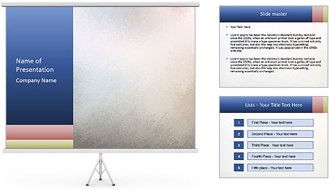 0000082289 PowerPoint Template