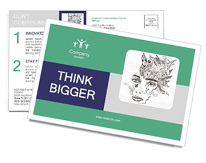 0000082291 Postcard Template