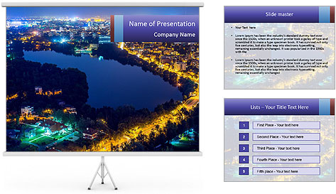 0000082296 PowerPoint Template