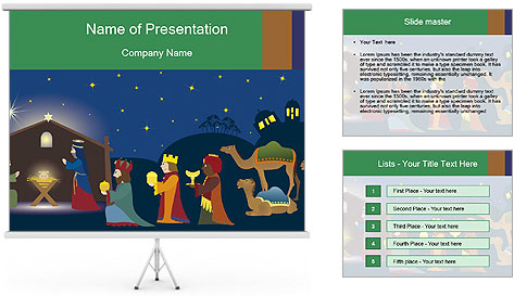 0000082300 PowerPoint Template