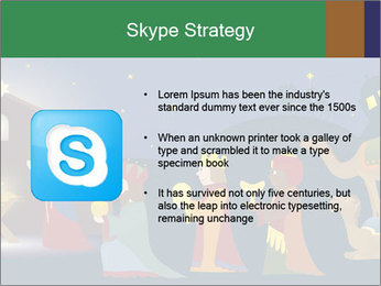 0000082300 PowerPoint Template - Slide 8