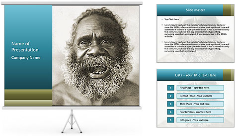 0000082311 PowerPoint Template