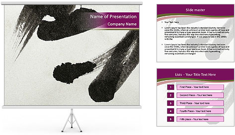0000082313 PowerPoint Template