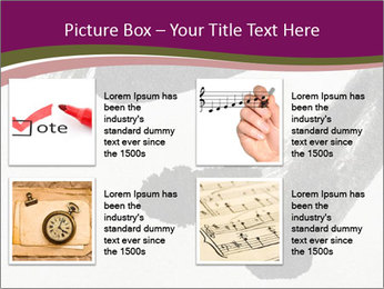 0000082313 PowerPoint Template - Slide 14