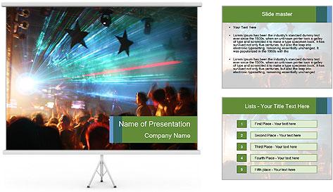 0000082315 PowerPoint Template