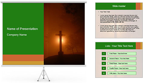 0000082320 PowerPoint Template