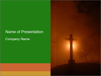 0000082320 PowerPoint Template - Slide 1