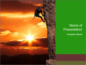 0000082325 PowerPoint Template - Slide 1