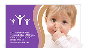 0000082328 Business Card Template