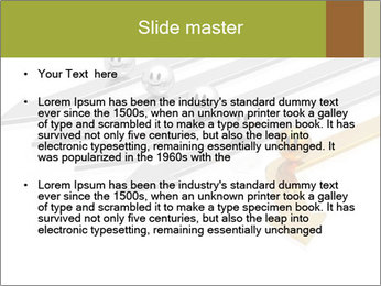 0000082334 PowerPoint Template - Slide 2
