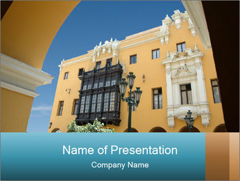 0000082336 PowerPoint Template - Slide 1
