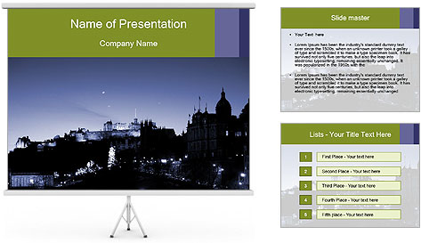 0000082341 PowerPoint Template