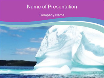 0000082350 PowerPoint Template - Slide 1
