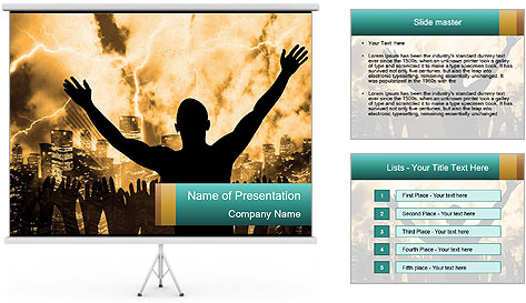 0000082358 PowerPoint Template