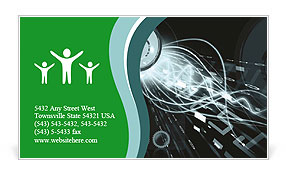 0000082360 Business Card Template
