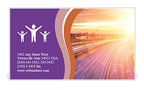 0000082364 Business Card Template