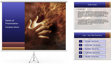 0000082370 PowerPoint Template