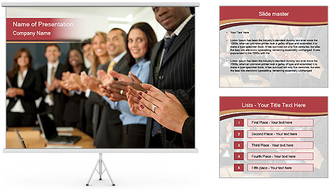0000082374 PowerPoint Template