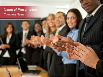 0000082374 PowerPoint Template - Slide 1
